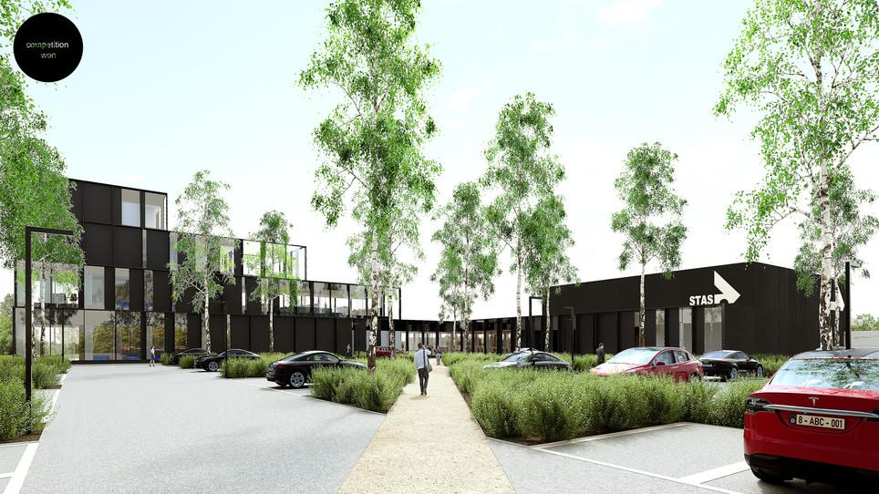 CAAN Architecten - Stas Kortrijk