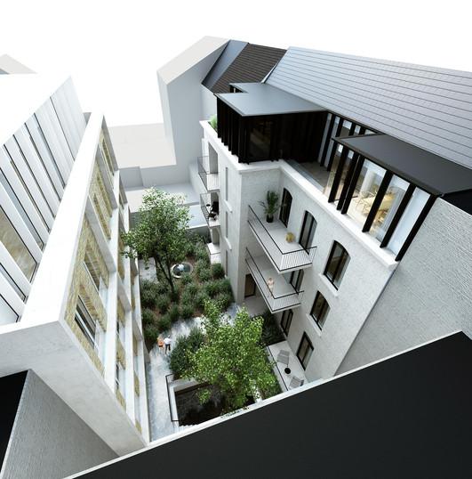 CAAN Architecten - SPP SAS