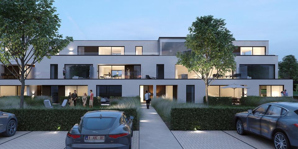 CAAN Architecten - real estate Lafaut Invest