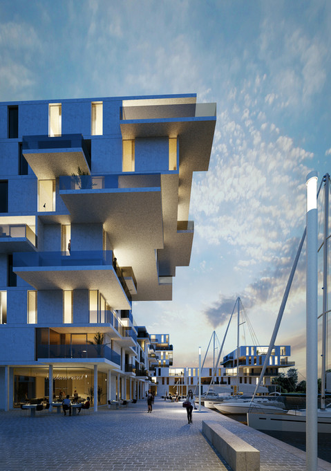 Development waterfront