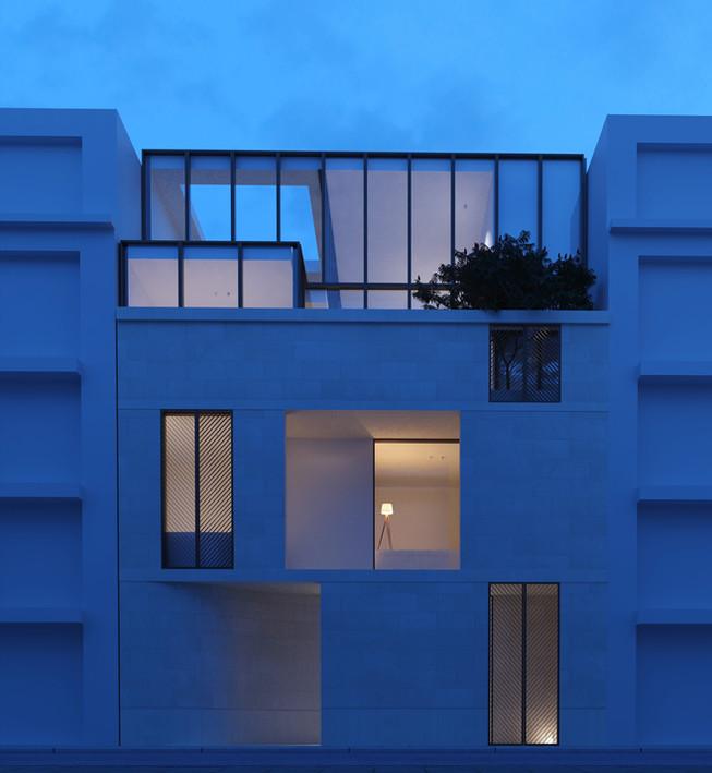CAAN Architecten - High End Antwerpen