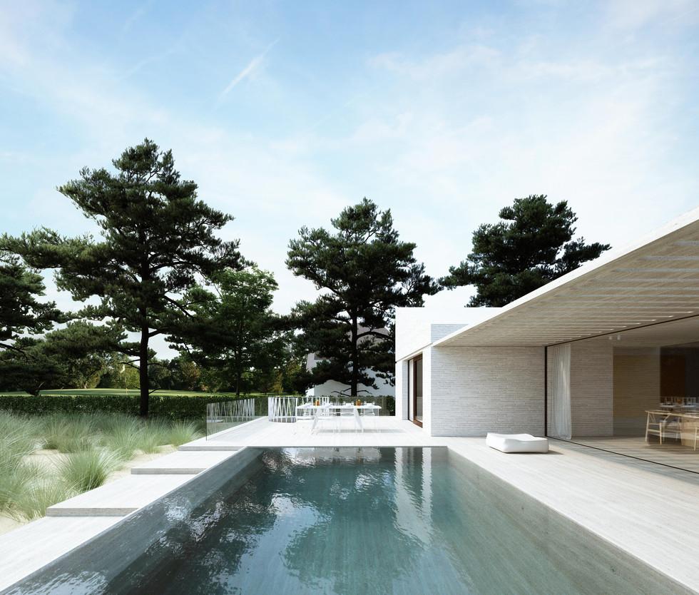 CAAN Architecten - Knokke villa