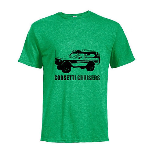 International Scout Corsetti Cruiser Fitted T-Shirt