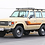 Thumbnail: Toyota Land Cruiser FJ60 - FJ62 Custom Decals