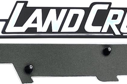 Land Cruiser Emblem