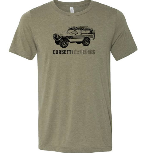 International Scout Corsetti Cruiser Fitted T-Shirt