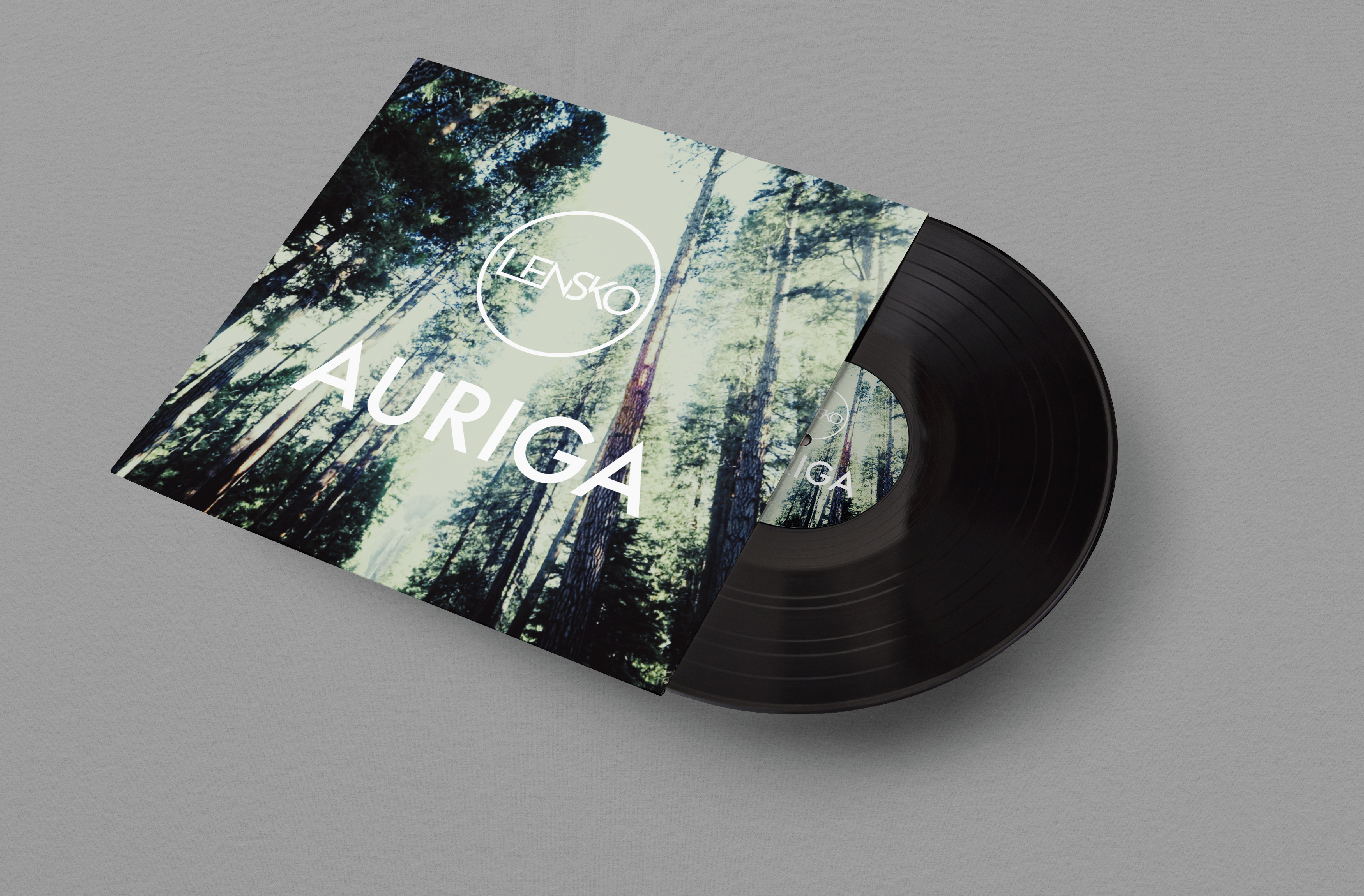 Auriga - Lensko Vinyl