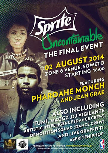 Pharoahe Monch and Jean Grae