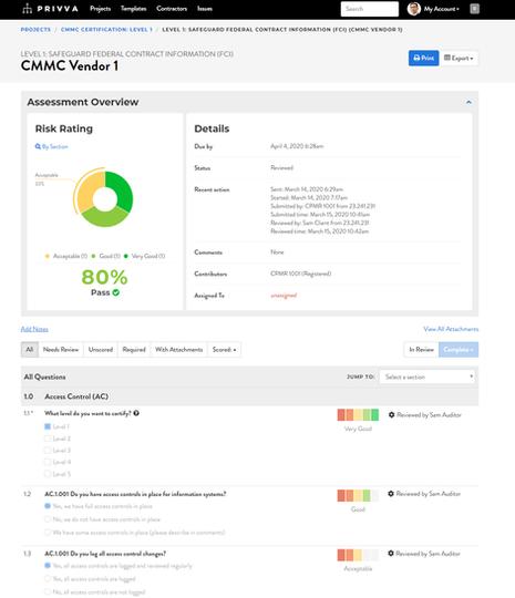 Privva CMMC Final Assessment.png