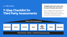7 Pillars of Third Party Assessments
