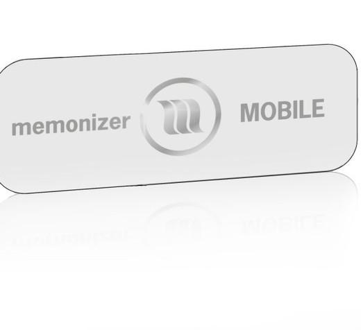 memonizerMOBILE grey