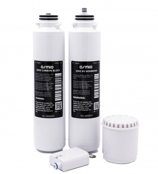 Zero Replacement Filters