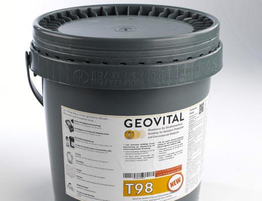 geovital T98 shielding paint