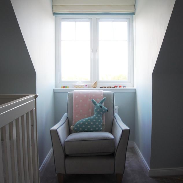 Infant bedroom