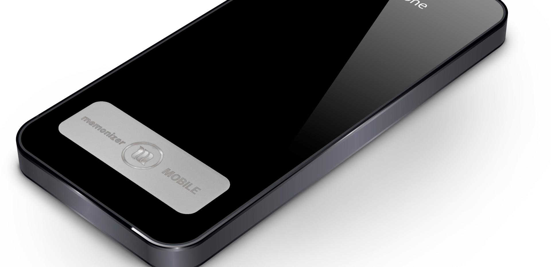 memonizerMOBILE on Smartphone