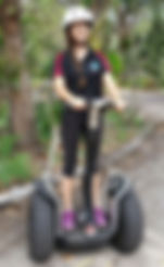 enjoy some segway riding
