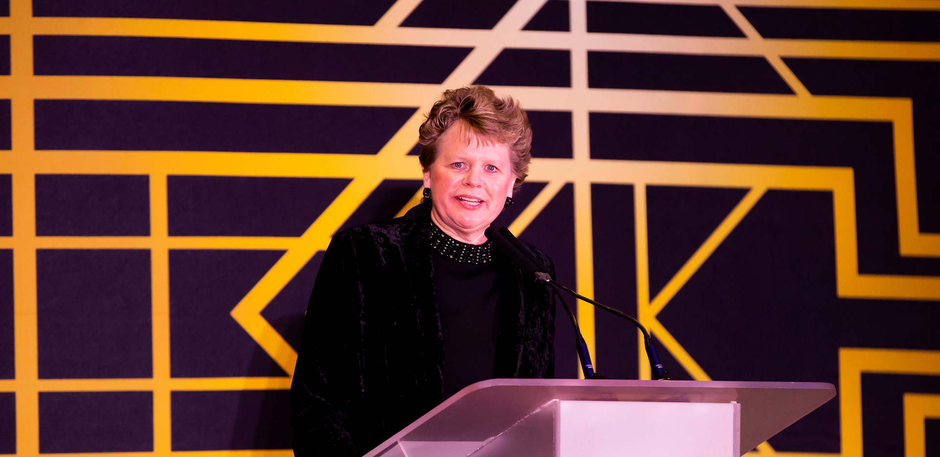 Liz Rammer, President and CEO