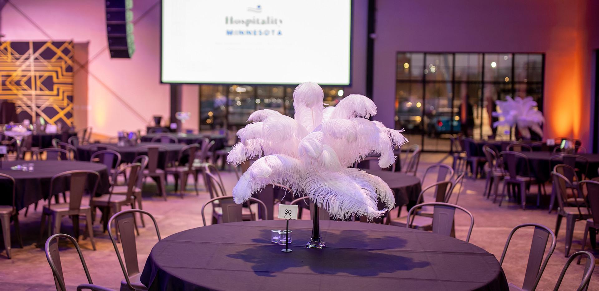 Awards Gala @ beautiful Quincy Hall