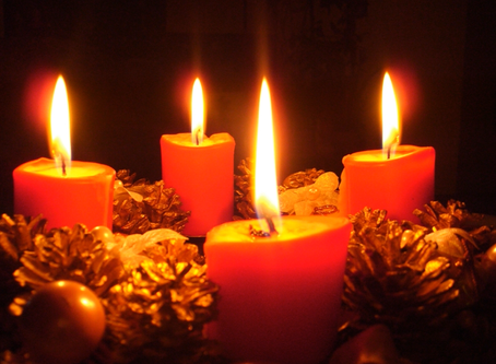 An Advent Prayer of Praise as a Child of God