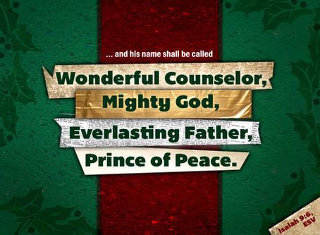 An Advent Prayer Praising God for His Faithfulness