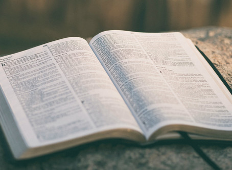 Resolved:  To Read the Bible
