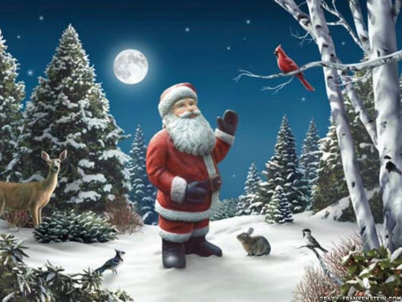 Santa Claus:  Harmless Fun or Tragic Distraction?