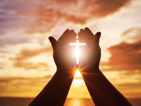 A Prayer for Sabbath - July 26, 2020