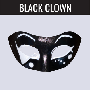 BLACK CLOWN $80
