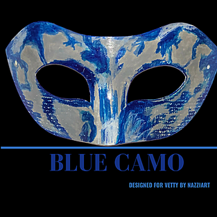 BLUE CAMO-SOLD OUT