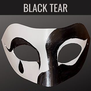 BLACK TEAR-SOLD OUT