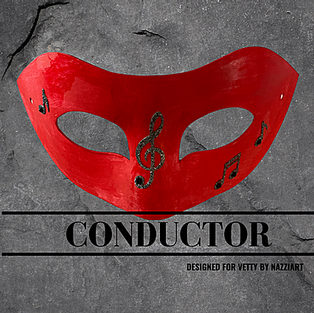 CONDUCTOR -SOLD OUT
