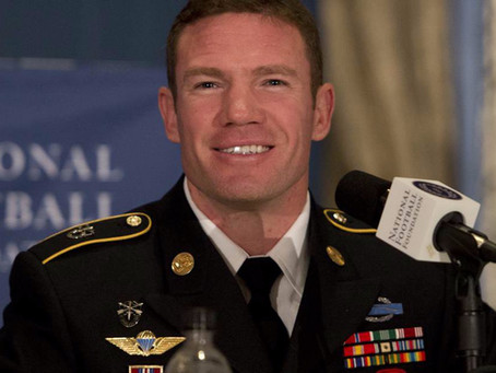 Nate Boyer set to host the 5th Annual Veterans Awards