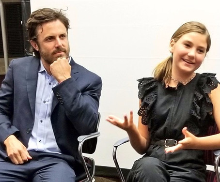 Q&A: Anna Pniowsky Stars In Casey Affleck's 'Light Of My Life'