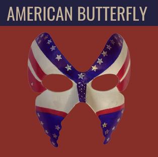 AMERICAN BUTTERFLY $60
