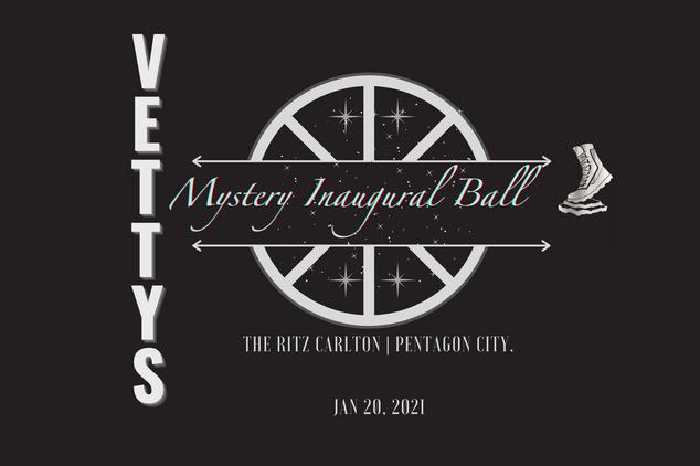 Mystery Inaugural Ball