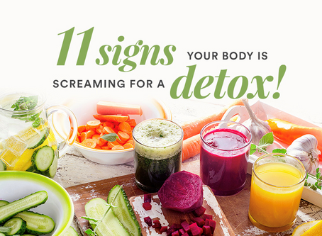 Detoxify Your Body To Feel Awesome!