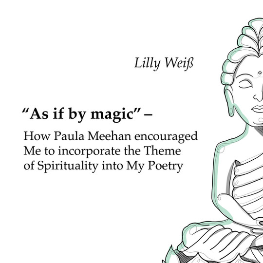 """Lilly: """"As if by magic"""" – Spirituality and Poetry"""