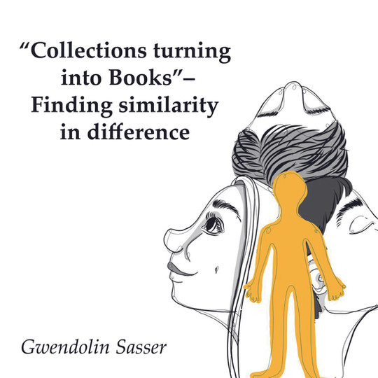 """Gwen: """"Collections turning into Books"""""""
