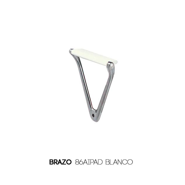 BRAZO 86AIPAD BLANCO
