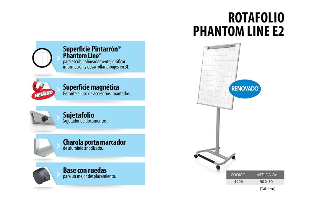 ROTAFOLIO PHANTOM LINE E2