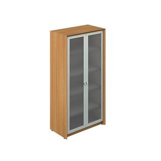 libreros-para-oficina-puertas-de-vidrio