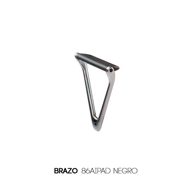 BRAZO 86AIPAD NEGRO