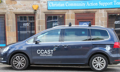 CCAST Highland Offices, Tain