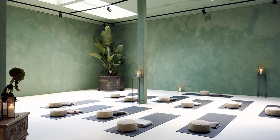 Healing & Yin Yoga in one class