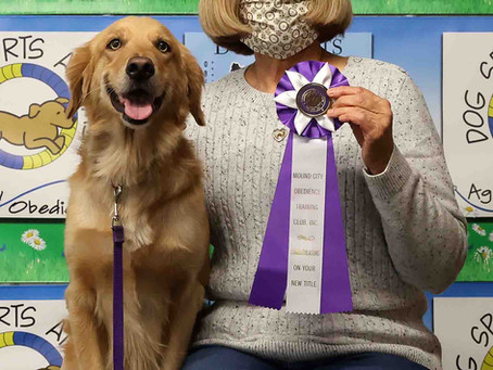 Congratulations Abby