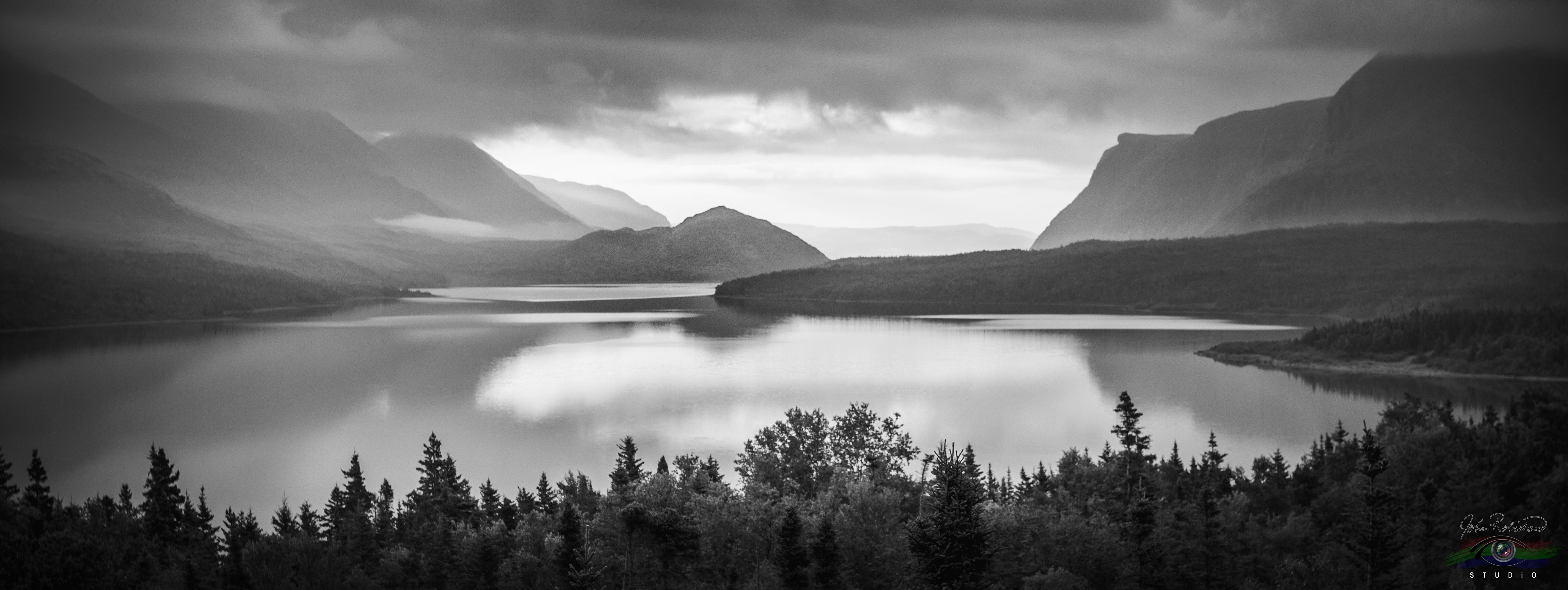 Gros Morne Morn by John Robichaud