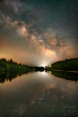REFLECTING ON THE MILKY WAY