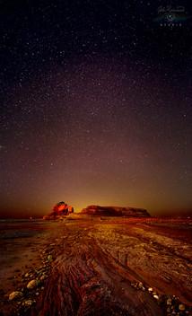 PADDY'S ISLAND BY STARLIGHT
