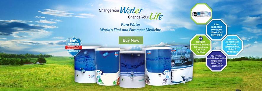 water Purifier in Coimbatore - home Wate