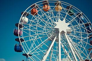 Amusement Park Water Usae